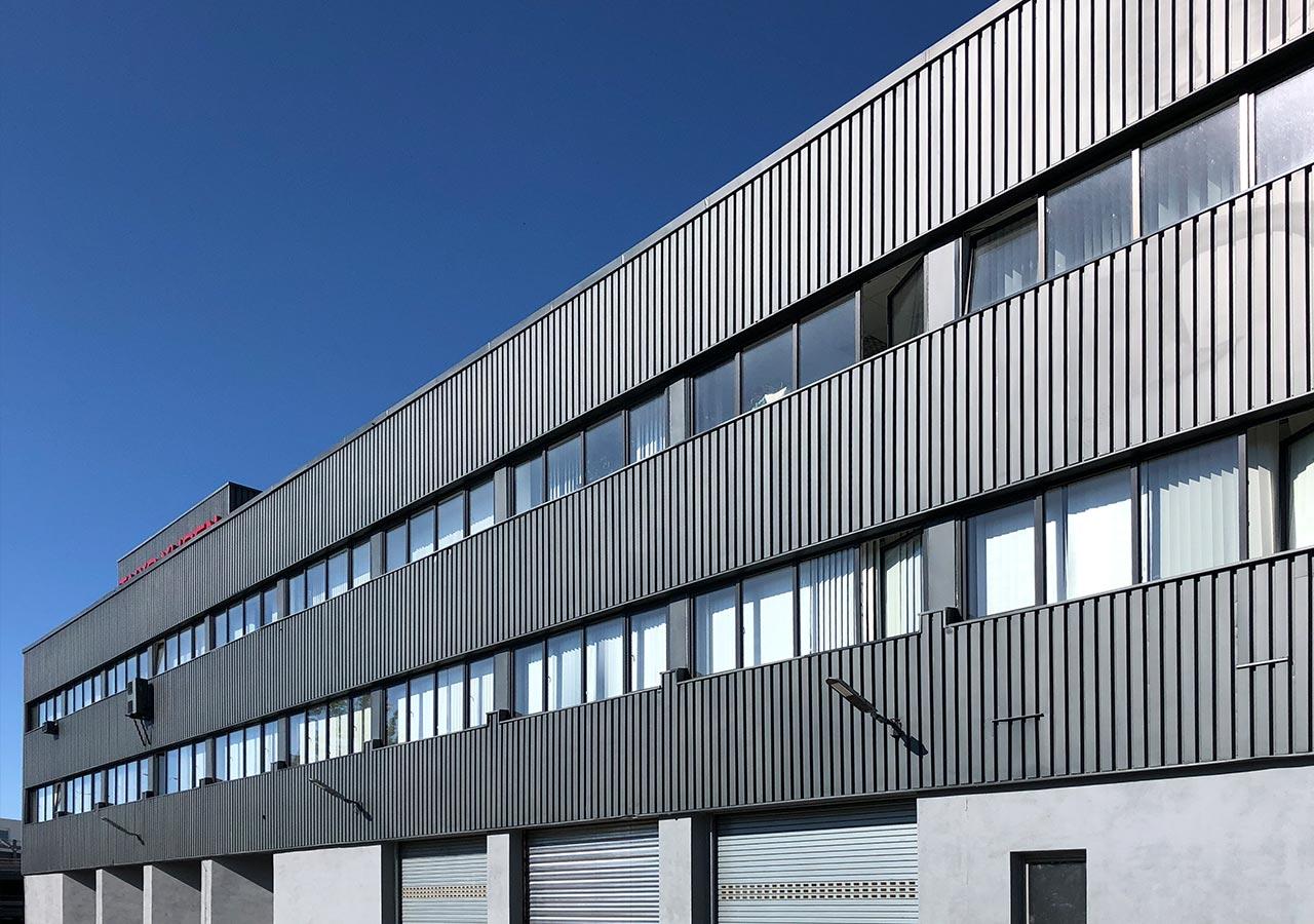 BAERIS Hausverwaltung von Gewerbeimmobilie in Fürth